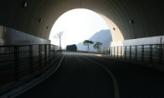 터널을 지나며,충청북도 괴산군