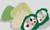 연잎밥,경상남도 함양군