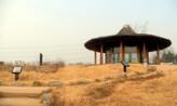 언덕 위에 모자가,경기도 시흥시
