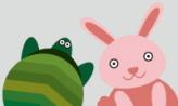 토끼와 거북이 ,경상남도 사천시