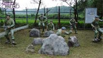 전쟁의 흔적, DMZ,경기도 연천군