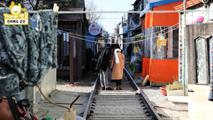 낡지 않는 곳 철길마을,전라북도 군산시