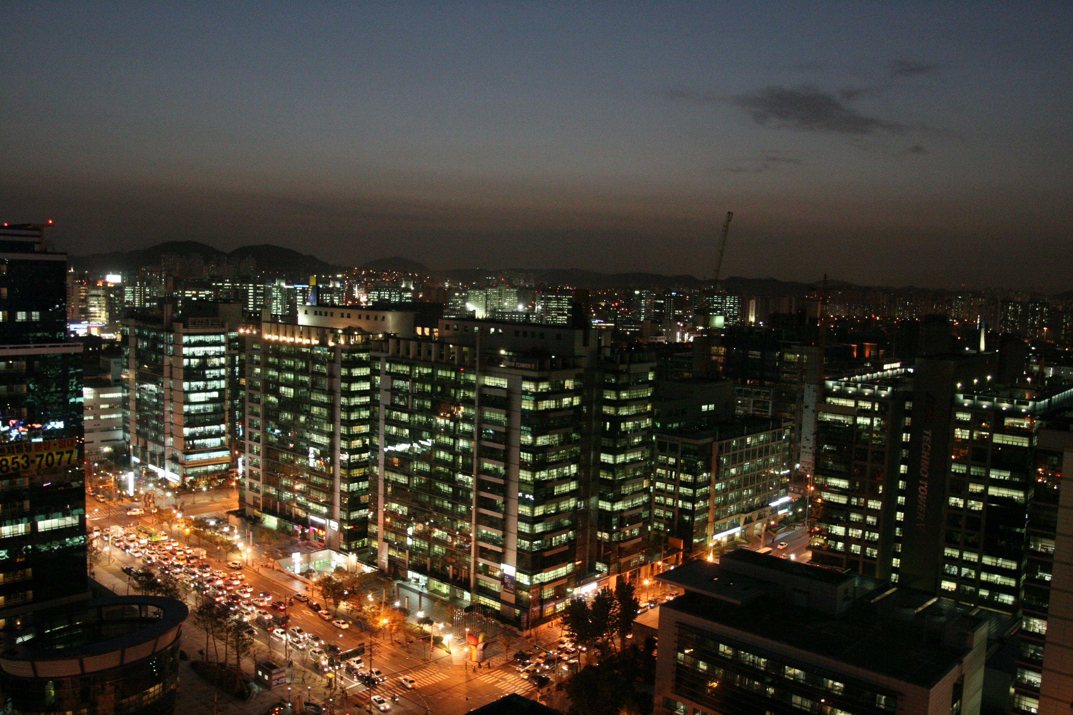 첨단과 생태의 하모니, 구로구,서울특별시 구로구