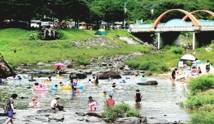 한여름 무더위도 싹~ 빙혈과 풍혈이 있는 빙계팔경,경상북도 의성군