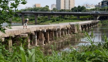 보물 위를 걷을 수 있는 곳, 성동구,서울특별시 성동구
