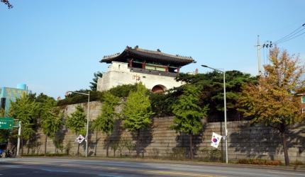 한양도성, 서울을 감싸는 역사 산책길,서울특별시 종로구