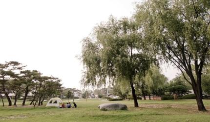 사람들과 이야기가 머물다 가는 곳, 천안삼거리공원,충청남도 천안시