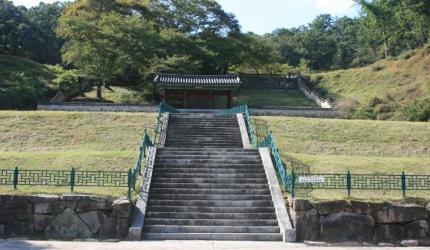 길상사(吉祥祠)에서 만나는 김유신 장군,충청북도 진천군