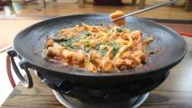 서민적인 음식문화와 소주 한 잔,대구광역시 서구