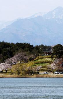 경포호, 그리고 강릉