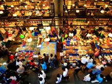 도심 속 노량진수산시장