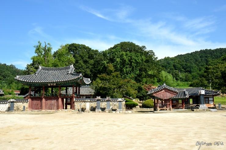 구름이 머무르는 곳, 무성서원,전라북도 정읍시