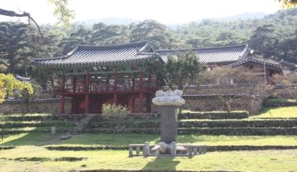 수려한 경관 그리고 선비의 지조, 도동서원,대구광역시 달성군