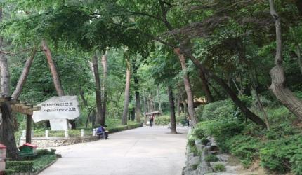 도심에서 찾는 자연 속 휴식, 아차산 생태공원,서울특별시 광진구