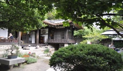 서울에도 이런 곳이? 숲속의 정원, 수연산방 ,서울특별시 성북구