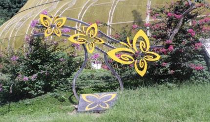 나비가 안내하는 생태여행, 인천나비공원,인천광역시 부평구