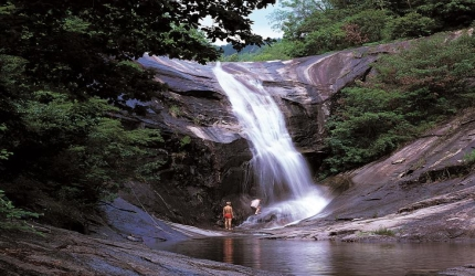 십이폭포와 적벽강, 금산의 자연은 아름답다,충청남도 금산군