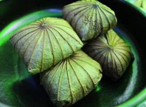 연잎밥,국내여행,음식정보