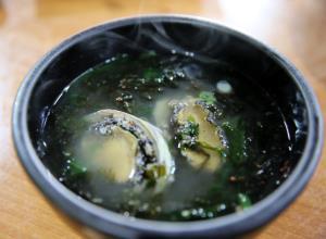 전복요리 (뚝배기김국, 해초비빔밥, 찜, 물회, 갈비탕 등),국내여행,음식정보