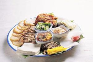 색동두부,전라남도 화순군,지역음식