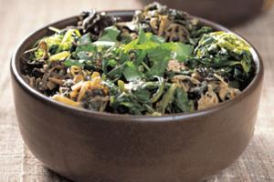 산채비빔밥,강원도 홍천군,지역음식