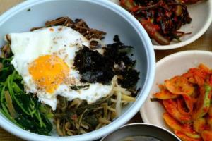 산채비빔밥,강원도 영월군,지역음식