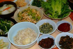 보리밥,강원도 영월군,지역음식
