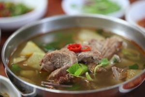 오리탕,경상남도 김해시,지역음식