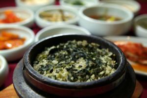 곤드레밥,강원도 평창군,지역음식
