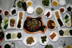 한식,경상남도 함안군,지역음식