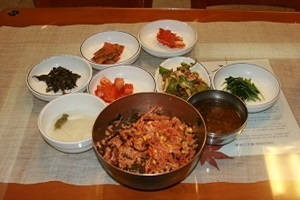 ★약채산채정식(산채비빔밥),국내여행,음식정보