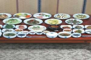 화랑밥상,충청북도 진천군,지역음식