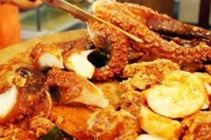 갈비알찜,경기도 부천시,지역음식