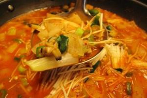 고추장찌개,인천광역시 옹진군,지역음식