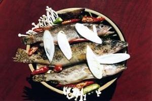 쏘가리매운탕,전라북도 진안군,지역음식