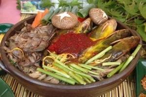 민물매운탕,전라북도 진안군,지역음식