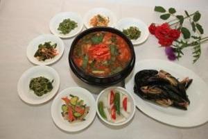어죽,전라북도 진안군,지역음식