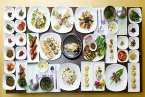 인삼한정식,충청남도 금산군,지역음식