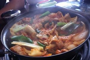 두루치기,경기도 광명시,지역음식