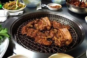 주물럭-돼지갈비,서울특별시 마포구,지역음식