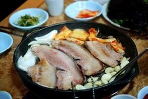 삼겹살,서울특별시 성북구,지역음식