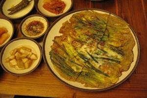 파전,서울특별시 성북구,지역음식