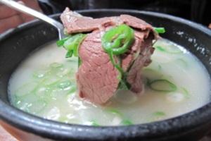 곰탕,서울특별시 양천구,지역음식
