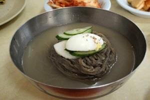 사곶냉면,인천광역시 옹진군,지역음식