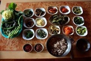 ★무등산 보리밥,광주광역시 동구,지역음식