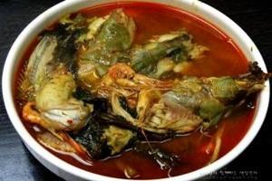 민물고기 매운탕,대전광역시 대덕구,지역음식