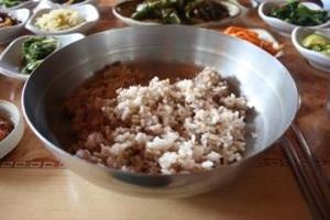 보문산 보리밥,국내여행,음식정보