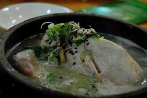 삼계탕,대구광역시 수성구,지역음식