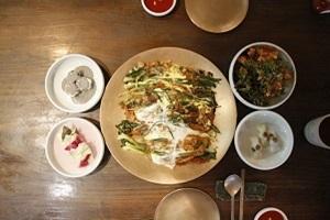 동래파전,부산광역시 동래구,지역음식