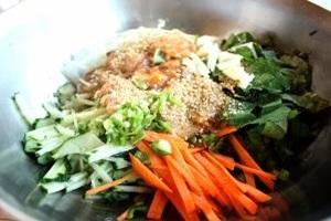멍게 비빔밥,국내여행,음식정보